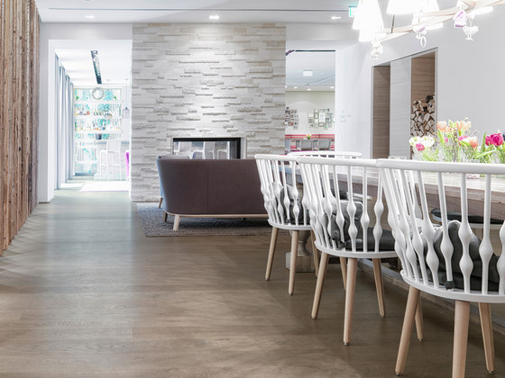 OAK Character brushed | grey oil by mafi | Wood flooring