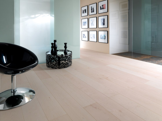 MAPLE Europe sanded | white oil by mafi | Wood flooring