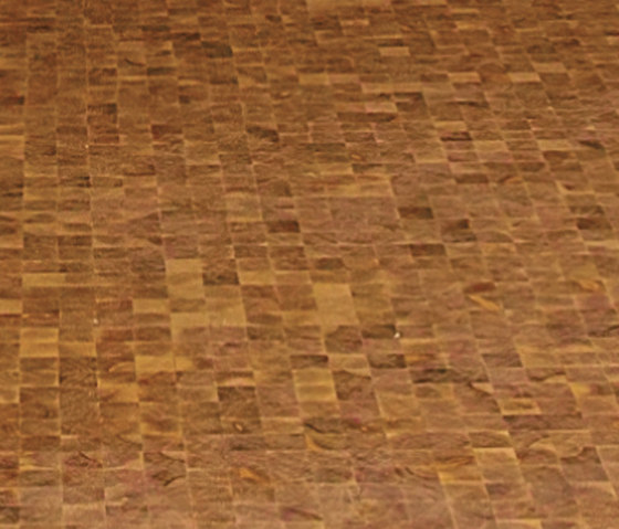 Domino LARCH Vulcano brushed | natural oil de mafi | Mosaïques en bois