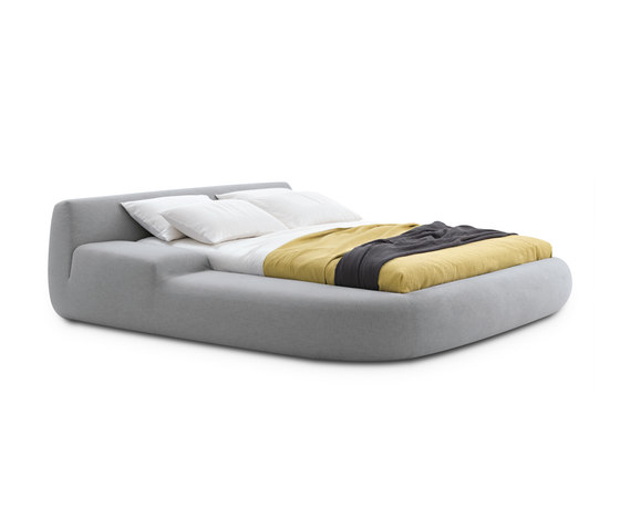 Big Bed Bett von Poliform | Doppelbetten