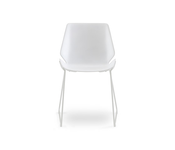 Fold chair by Poliform | Multipurpose chairs