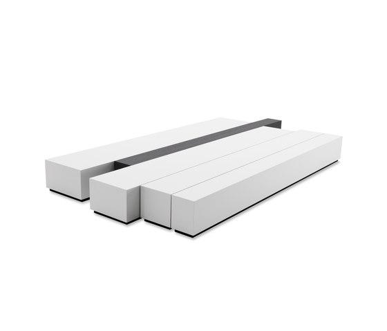 Woodstock petite table de Poliform | Tables basses