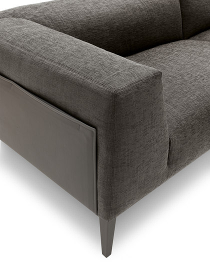 Metropolitan sofa by Poliform | Lounge sofas