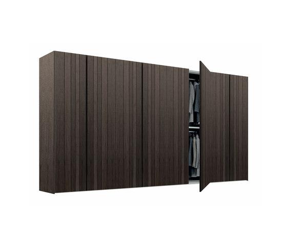 Stratus Wardrobe Cabinets From Poliform Architonic