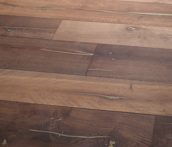 Coral OAK Vulcano gold brushed | natural oil by mafi | Wood flooring