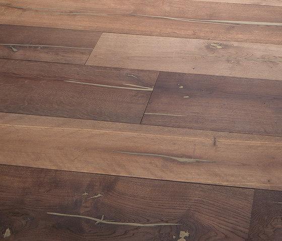 ROVERE Corallo Vulcano oro spazzolato | olio naturale di mafi | Pavimenti in legno