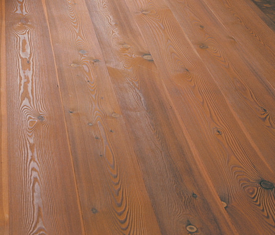 LARCH Vulcano brushed | natural oil by mafi | Wood flooring