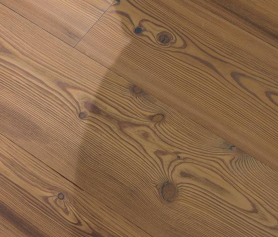 LARCH Vulcano brushed | white oil de mafi | Suelos de madera