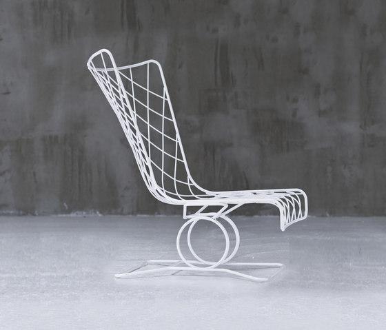 InOut 109 by Gervasoni | Garden armchairs