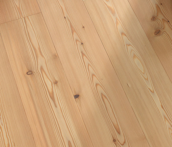 LARCH brushed | white oil by mafi | Wood flooring