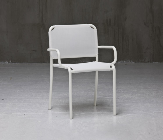 InOut 824 TX by Gervasoni | Restaurant chairs