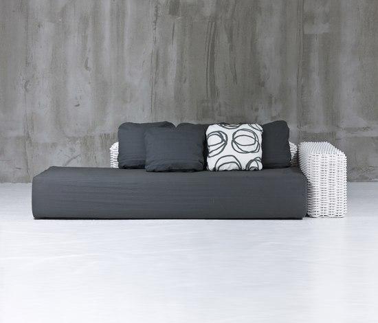 Sweet 204 de Gervasoni | Sofás lounge