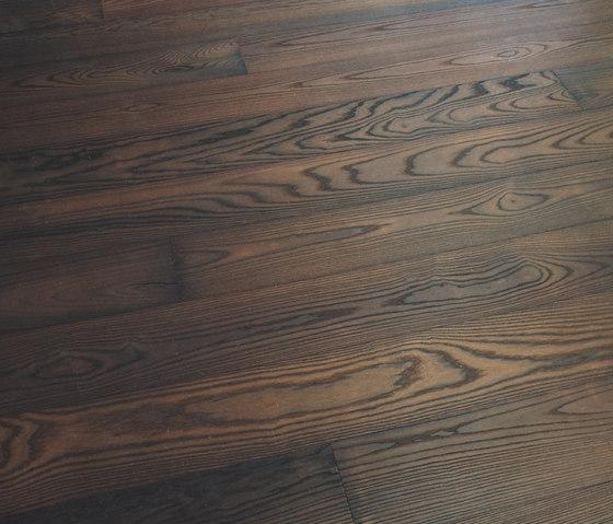 ASH Vulcano Dark brushed | white oil by mafi | Wood flooring