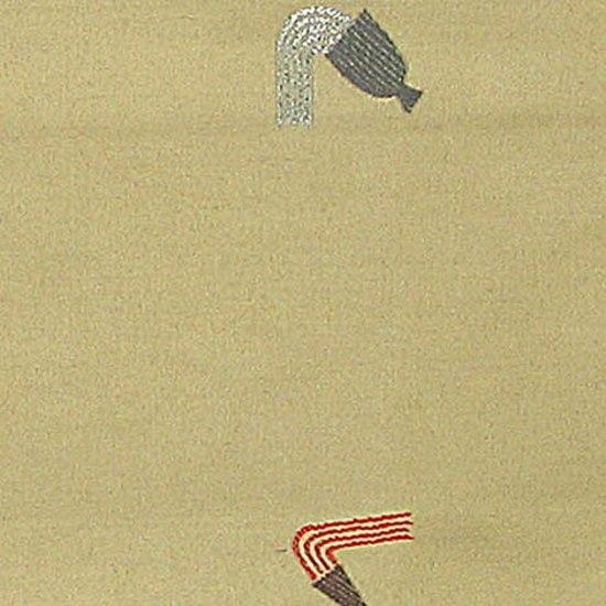 Acqua e Fuoco 001 Crema by Maharam | Curtain fabrics