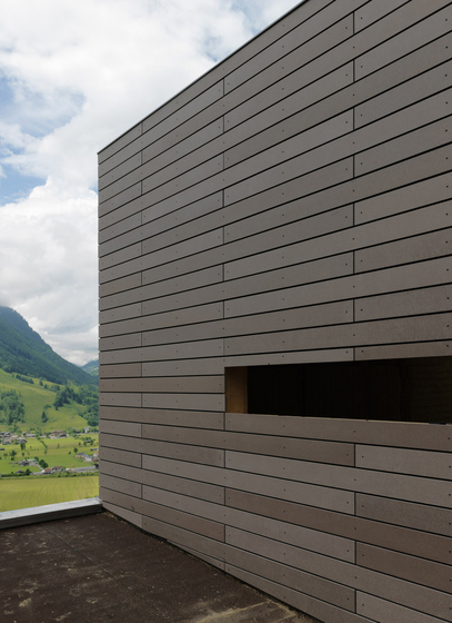 Atelier R Austria by Rieder | Facade systems