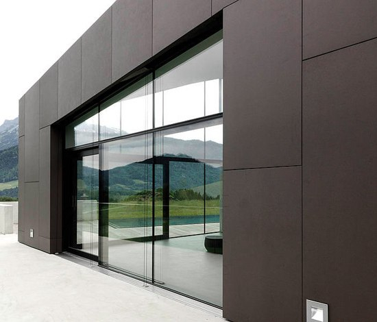 Private House D., Bischofshofen by Rieder   Facade systems