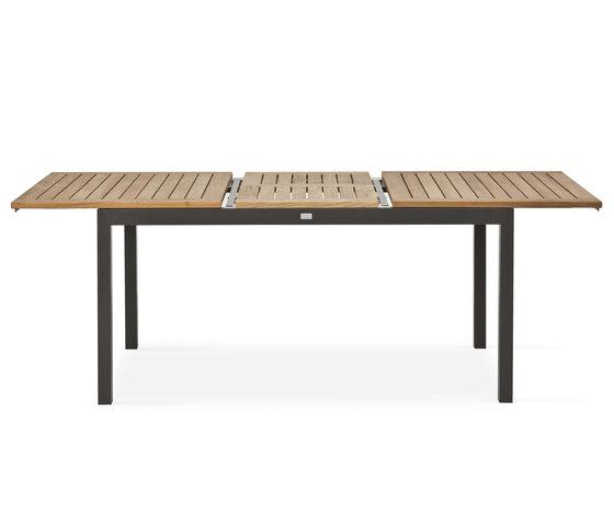 Adria extension table de Fischer Möbel | Tables à manger de jardin