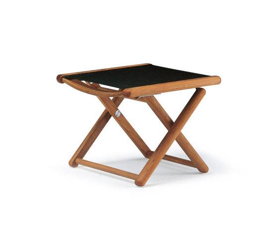 Tennis footrest by Fischer Möbel | Garden stools