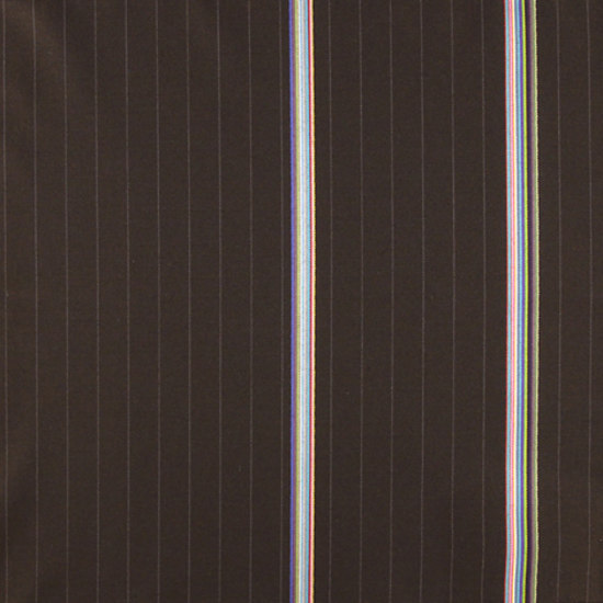 Bespoke Stripe 003 Chocolate by Maharam | Fabrics