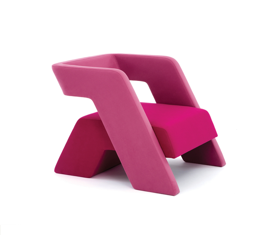 Rebel Chair by Dune | Lounge chairs
