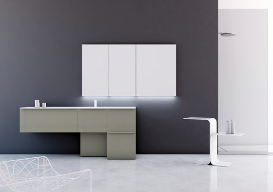 Ka Bathroom Furniture Set 10 by Inbani | Vanity units