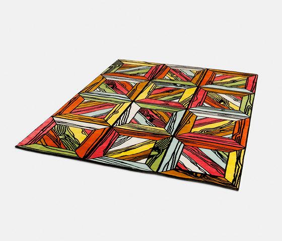 Wood Rug by Established&Sons | Rugs / Designer rugs