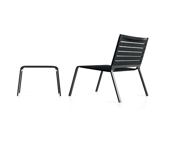 Rest Collection de Kristalia | Fauteuils de jardin