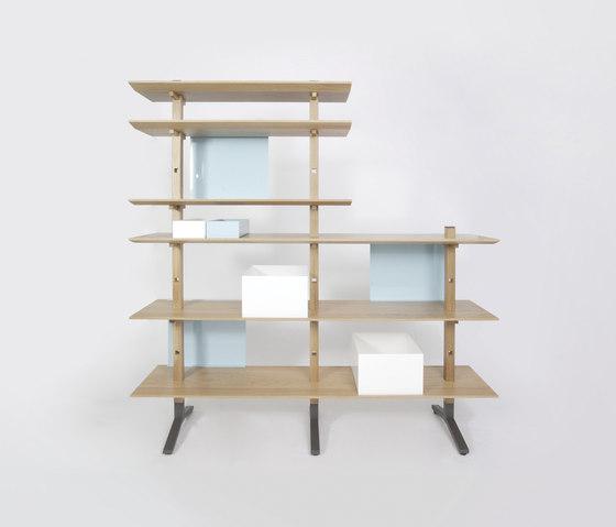 Epos by Foundry | Shelving