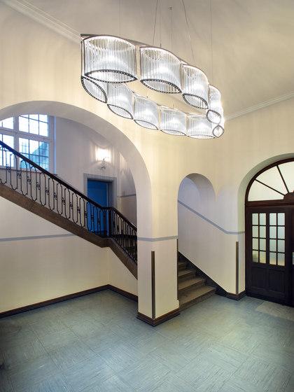 Stilio oval 10 by Licht im Raum   General lighting
