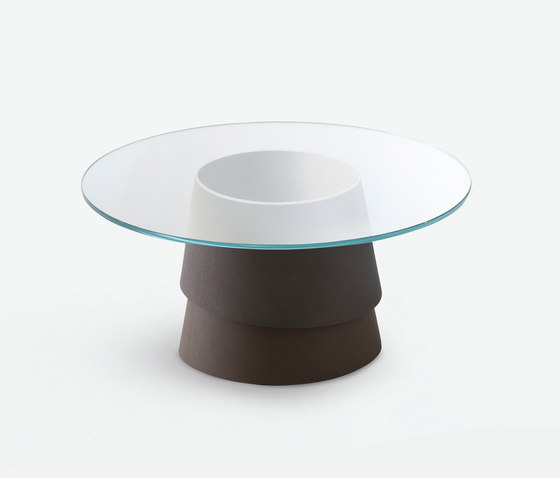 Layer 1 by Gallotti&Radice | Lounge tables