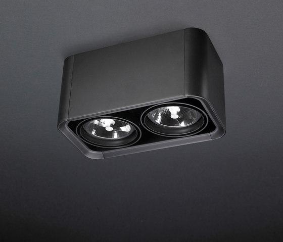 Baco Aufbauleuchte von LEDS-C4 | Deckenstrahler