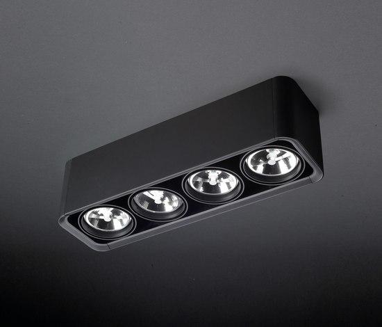 Baco Surface mounted di LEDS-C4 | Faretti a soffitto