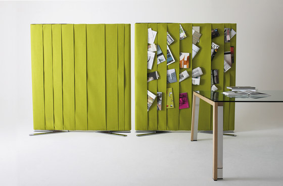 WGS Wall by Gallotti&Radice | Space dividers