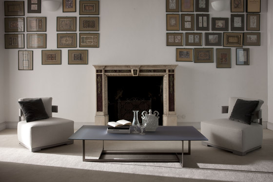 woodstock rettangolare by Porada | Coffee tables