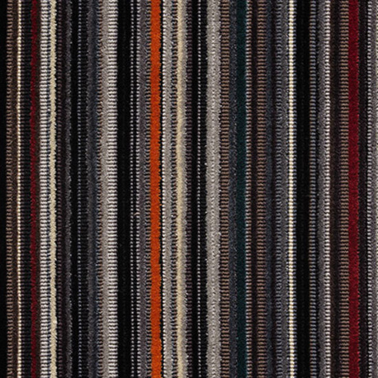 Epingle Stripe 002 Lead by Maharam | Fabrics
