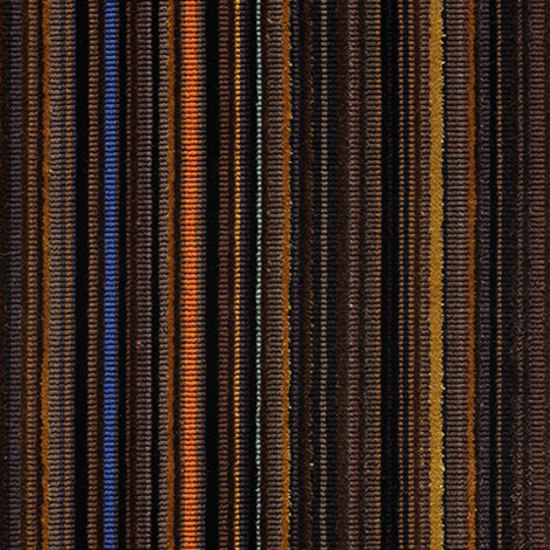 Epingle Stripe 004 Mahogany by Maharam | Fabrics
