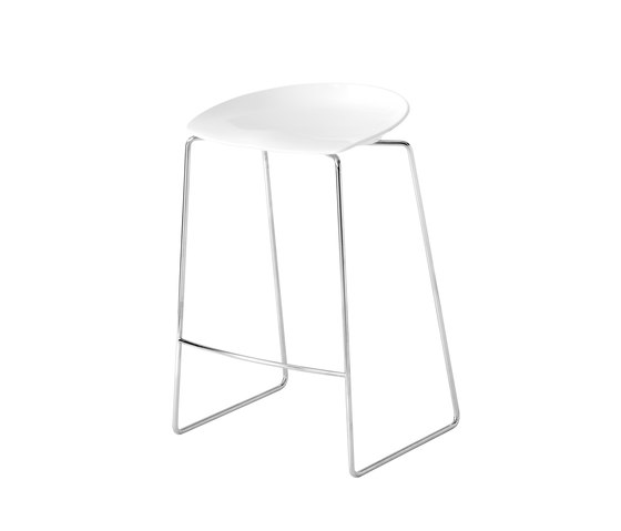 Flan barstool by Desalto | Bar stools