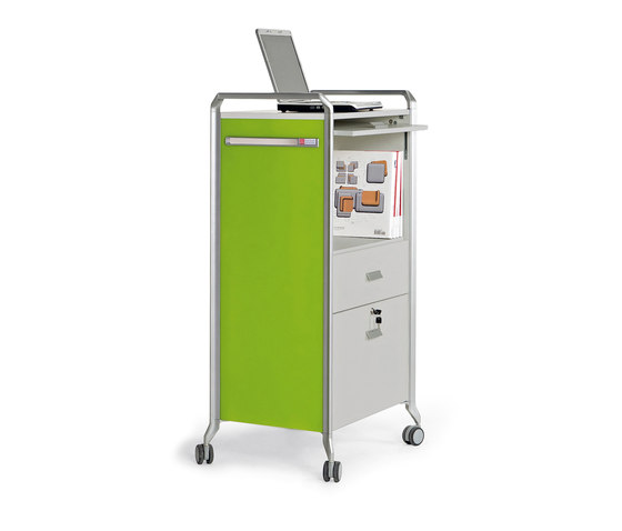 On Time 22 by actiu   Service tables / carts