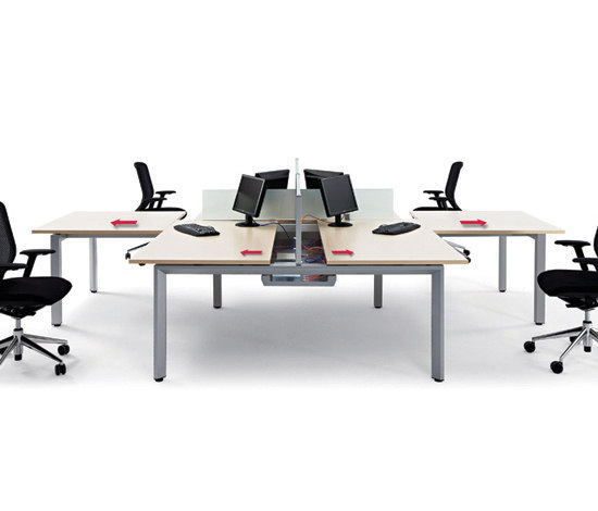 Vital Plus by actiu | Desking systems