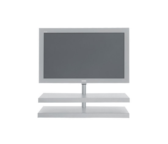 Sail Basic tv system by Desalto | Multimedia stands