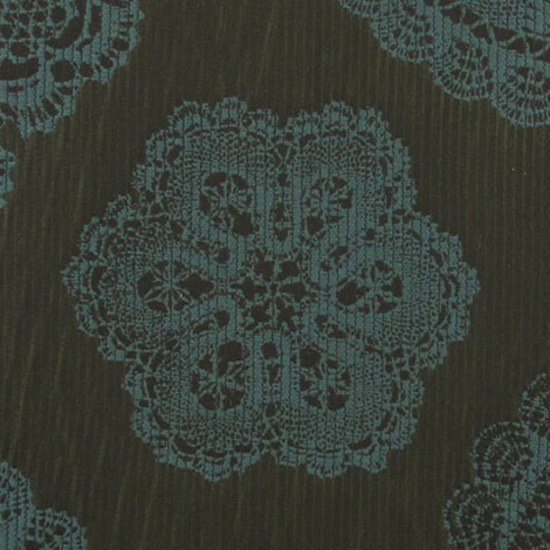 Intricate 004 Teal by Maharam | Upholstery fabrics