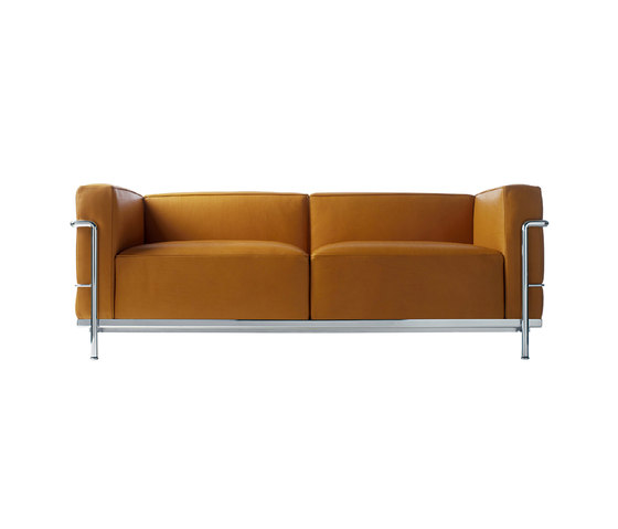 LC3 2-seater by Cassina | Sofas