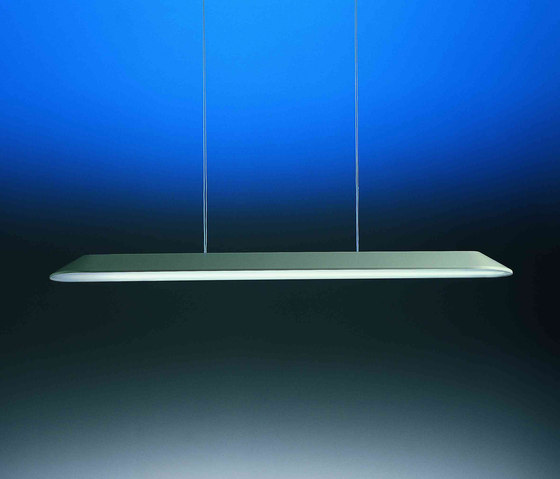 Float lineare Suspension Lamp by Artemide | General lighting