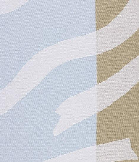 Aqua 2 721 di Kvadrat | Tessuti decorative