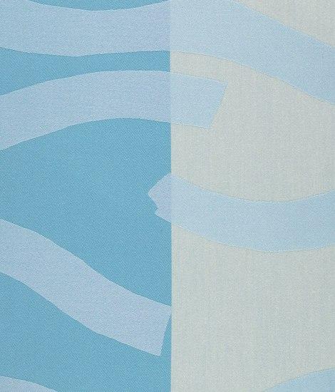 Aqua 2 741 de Kvadrat | Tissus pour rideaux