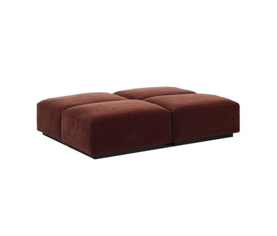 271 Mex Cube by Cassina | Poufs