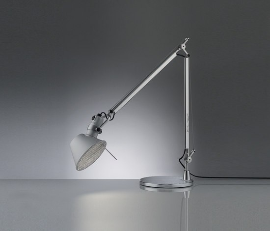 Tolomeo Fluo Table Lamp by Artemide | Task lights