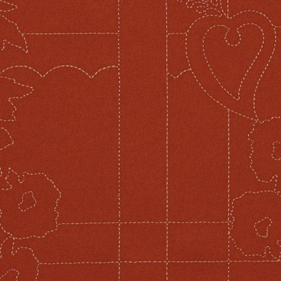 Layers Park 003 Poppy/Melon by Maharam | Fabrics