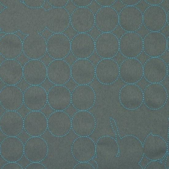 Layers Vineyard Large 002 Slate/Azure by Maharam | Fabrics