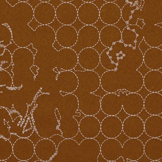 Layers Vineyard Small 005 Ginger/Rose by Maharam | Fabrics